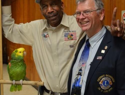 Aug 7th 2015, Parrots for Patriots