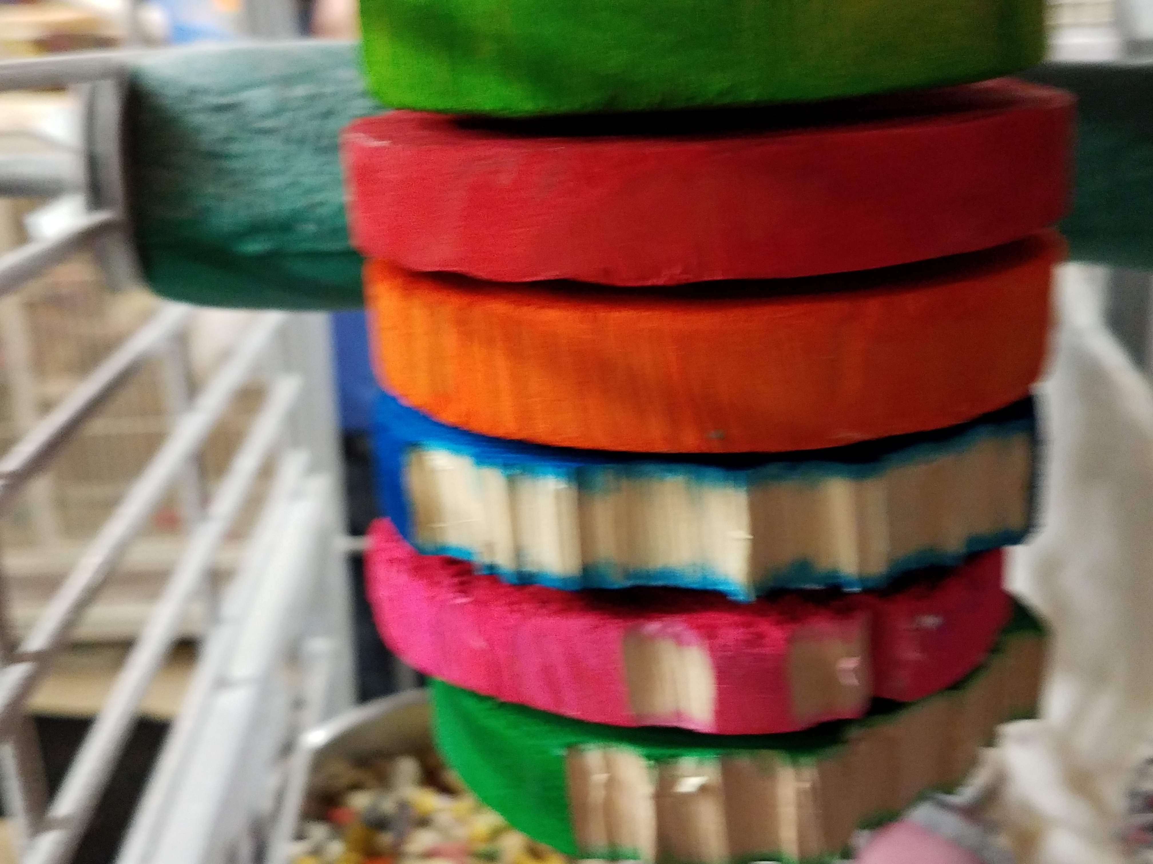 Parrot Toy Safety