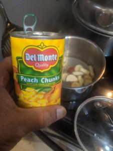 Simple 3 Bean & Fruit Salad