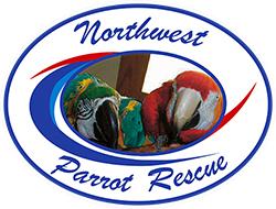 NW Parrot Rescue Logo